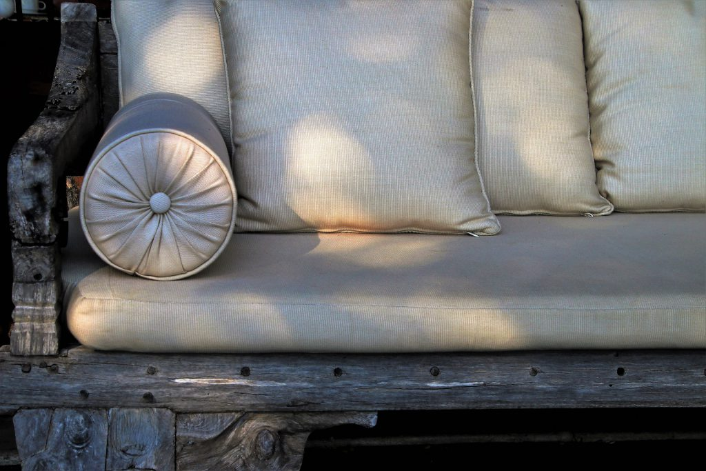 what is upholstery
