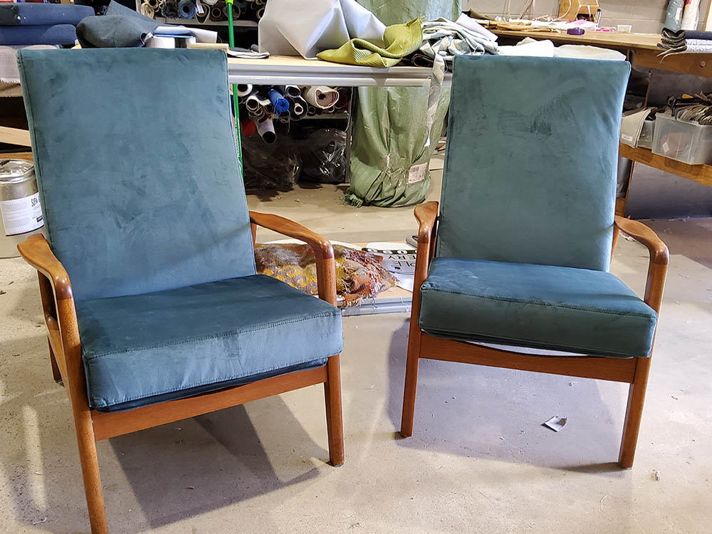 Melissa's Chairs