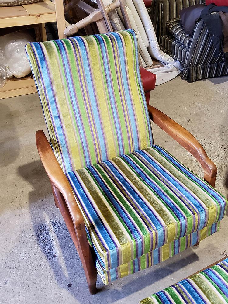 SR's chair