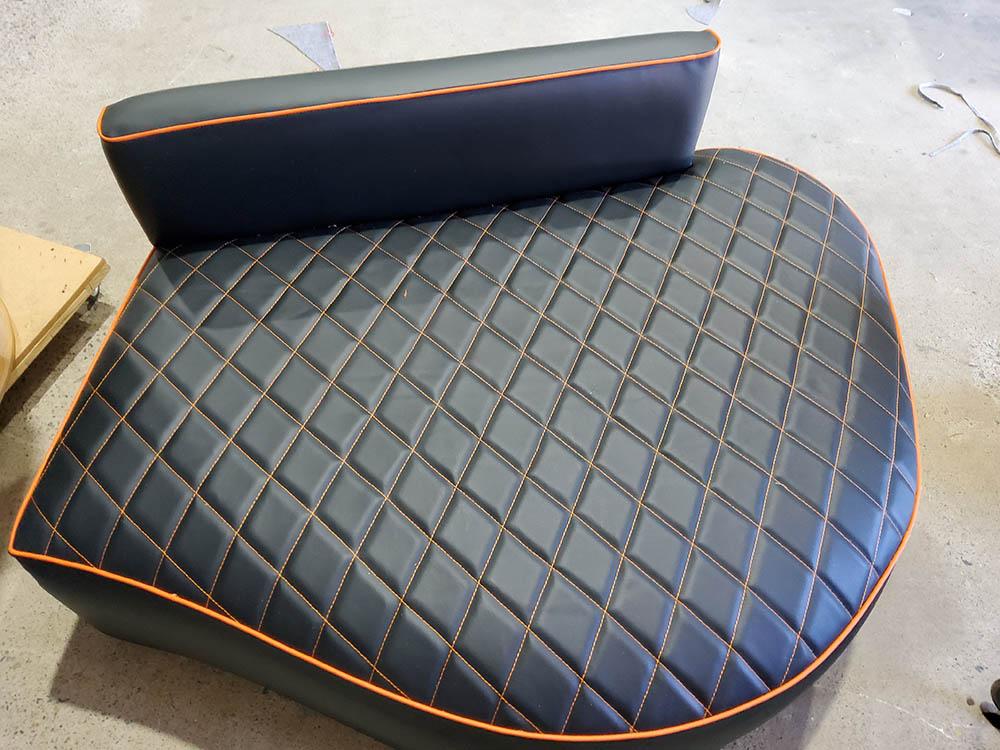 JD's Custom Seat