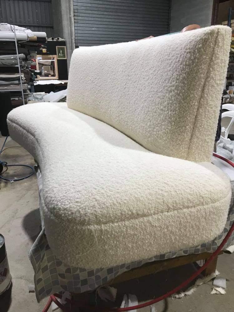"""Harriet's """"Polar Bear"""" Seat"""